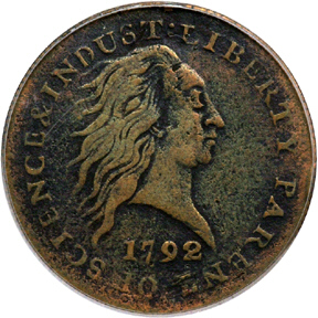 Continental Penny